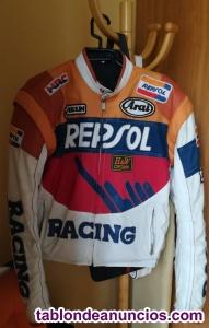 Chaqueta moto Repsol (Marc Marquez)