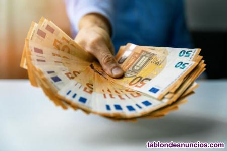Oferta de financiación especialmente seria y honesta en España