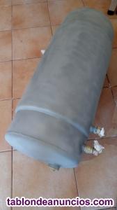 Calderin deposito de agua para calderas