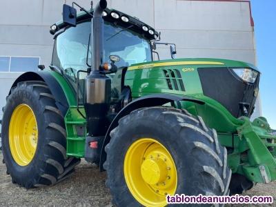 Tractor john deere 6215r