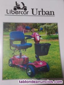 Vehículo eléctrico para personas con movilidad reducida