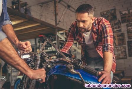 Buscamos Mecánico de Motos profesional
