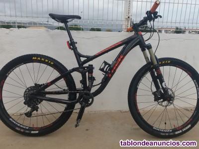 Bici btt trek fuel ex9
