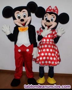 Mickey and Minny Maus