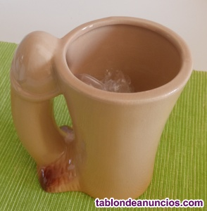Taza cerámica picante