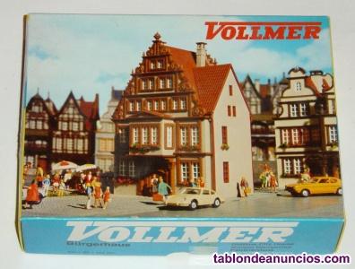 Vollmer ho, edificio de ciudad ref. 3741 nuevo para montar