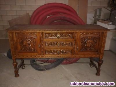 Muebles tipo renacentista