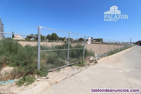 Ref: 1208. Parcela rústica en venta en Catral (Alicante), pendiente de urbanizar
