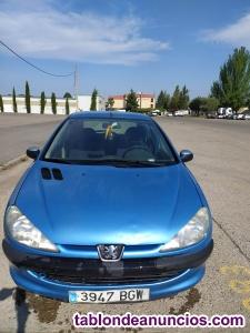 Peugeot 206 1.4 gasolina 5p