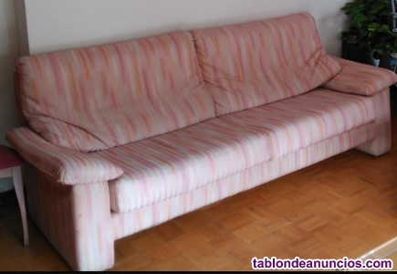 Sofá largo