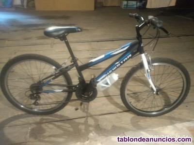 Bicicleta nueva de niño de 10-12 años