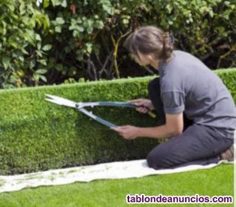 Se busca  jardiner@ para trabajar