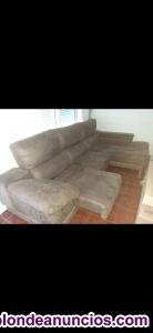 Se vende sofá cheslong