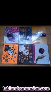Vendo lote de libros 1°bach ciencias