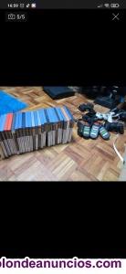 PlayStation 2 con cámara eye toy