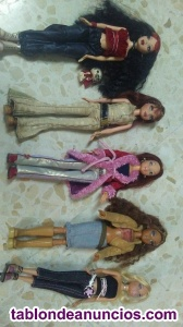 Muñecas barbies maisin