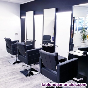 Traspaso salon de peluqueria