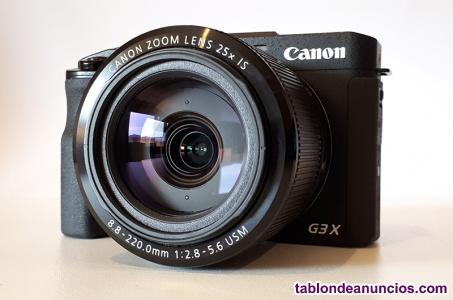 CANON G3X POWERSHOT