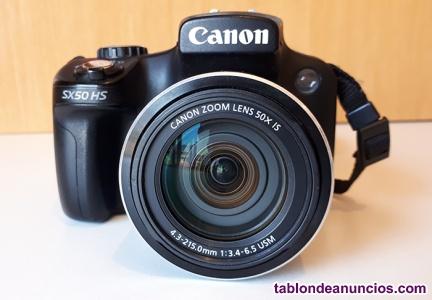 CANON SX50 HS BRITGE