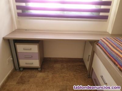 Habitacion juvenil mueble habitacion camas conjunto muebles niños