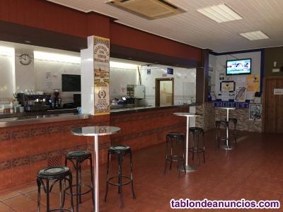 Se Alquila Bar Restaurante