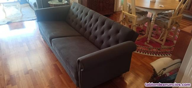 Se vende sofa sin estrenar de maison du monde
