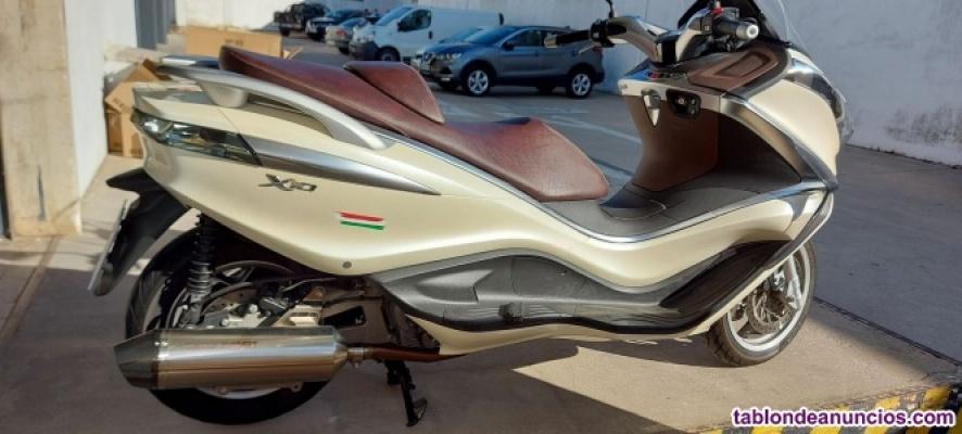 Piaggio x10 350 executive asr-abs  impecable