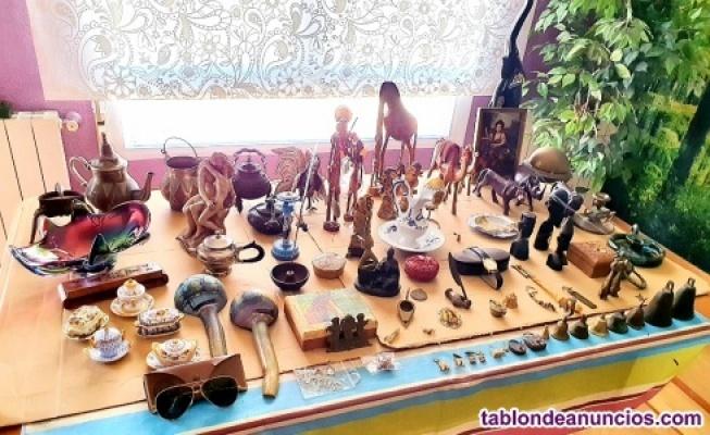 El Bazar de Concha. La vuelta al mundo en 80 piezas  y un viaje en el tiempo