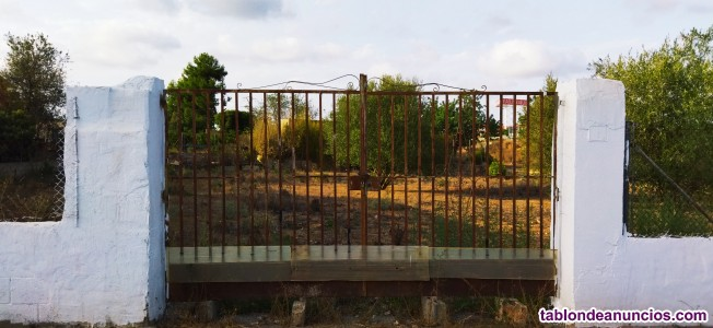 Venta de terreno en Paterna (La Pinaeta)