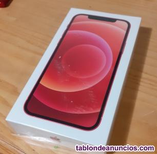 Iphone 12 rojo 128GB a estrenar