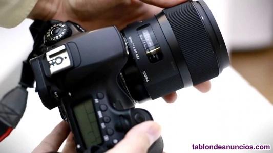 Sigma 35mm 1.4 Art EOS