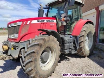 Tractor massey ferguson 7616 dyna 6