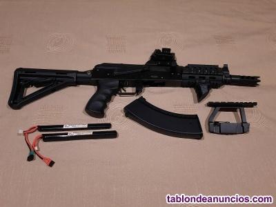 Vendo AK TX-74UN de la marca LCT full metal