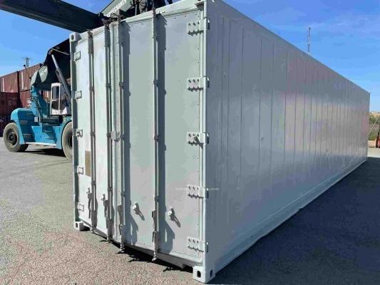 Contenedores frigorificos marítimos algeciras