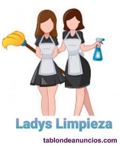 Ladys limpieza