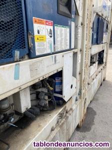 Contenedores frigorificos 40hc  con compresor nuevo las palmas