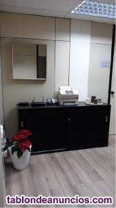Oficina privada en coworking con todos los gastos inluidos