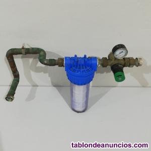Filtre d'aigua