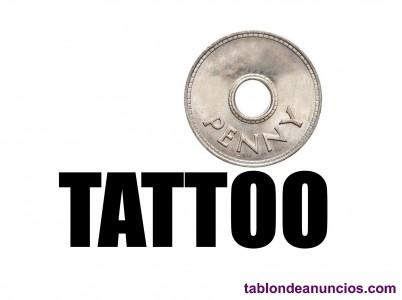 Tatuajes en estudio o a domicilio penny tattoo