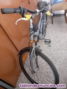 Bicicleta b'twin  5 aluminio