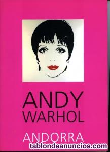 Andy warhol, andorra.