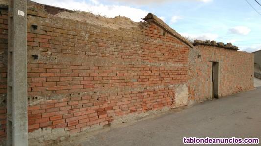 Vendo casa en ruinas