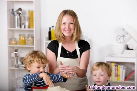 Oferta interna empleada de hogar en dos hermanas