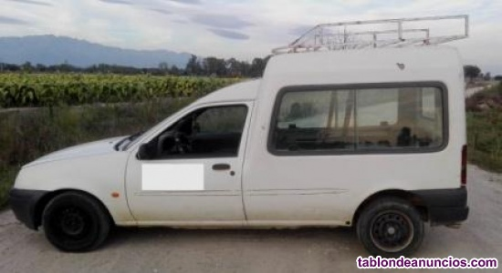 (1579) FORD COURIER (DX) 1.8 DIESEL 60 CV, Año 2000