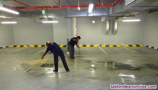 Limpieza Residencial y Comercial