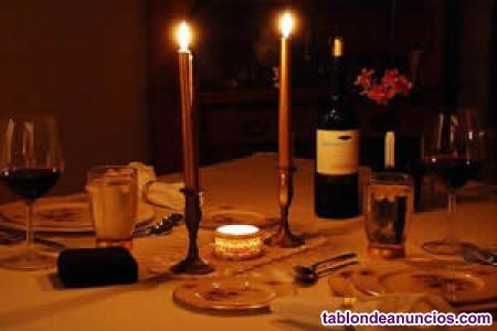 Busco chica guapa para cena inolvidable, en mi casa en la sierra de Madrid