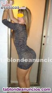 Rubia brasileña busca sexo