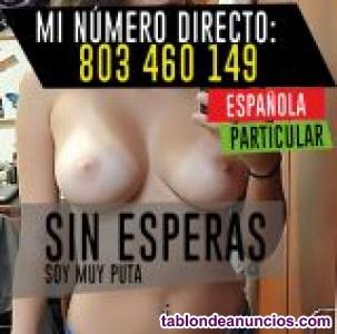 Linea erotica con española particular