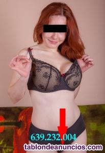 Pelirroja loca por el sexo con desconocido, gratis