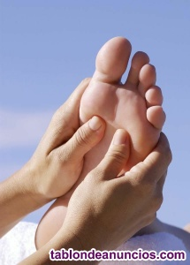 Masajes de pies gratis